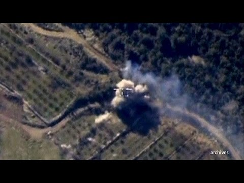 Russia Intensifies Strikes Against ISIL In Syria