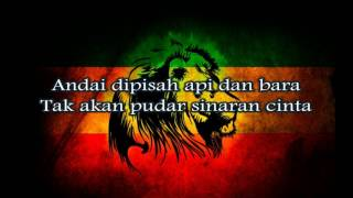 Cinta Kita reggae Version Lirik  Cover Amy