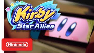 "Kirby Star Allies ""Heroes"" - Nintendo Switch"