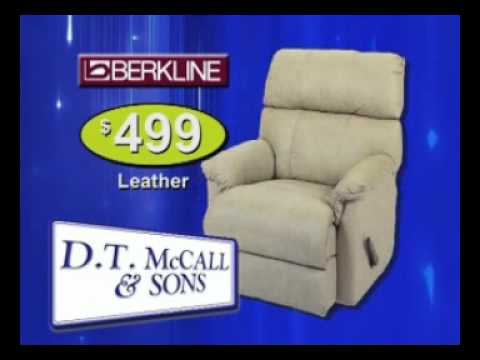 Dt Mccall Sons La Z Boy You, Dt Mccall Furniture