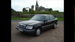 Mercedes-Benz W124 E 320 -94 R.I.P.