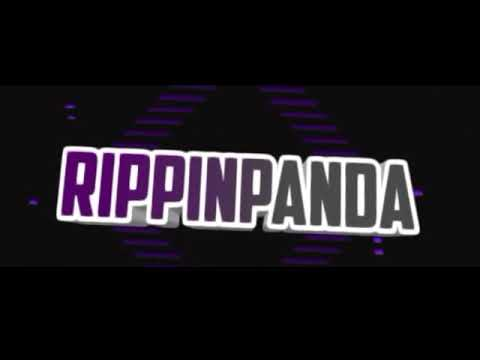 An intro for RippinPanda watermark covered