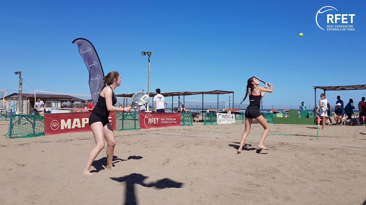 Descubre el Tenis Playa RFET