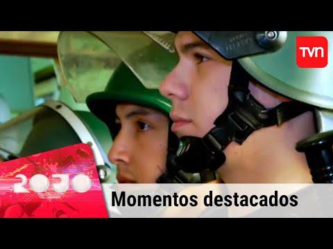 Juan Ángel Y Andrei Vivieron Riguroso Entrenamiento En La Escuela De Gendarmería | Rojo