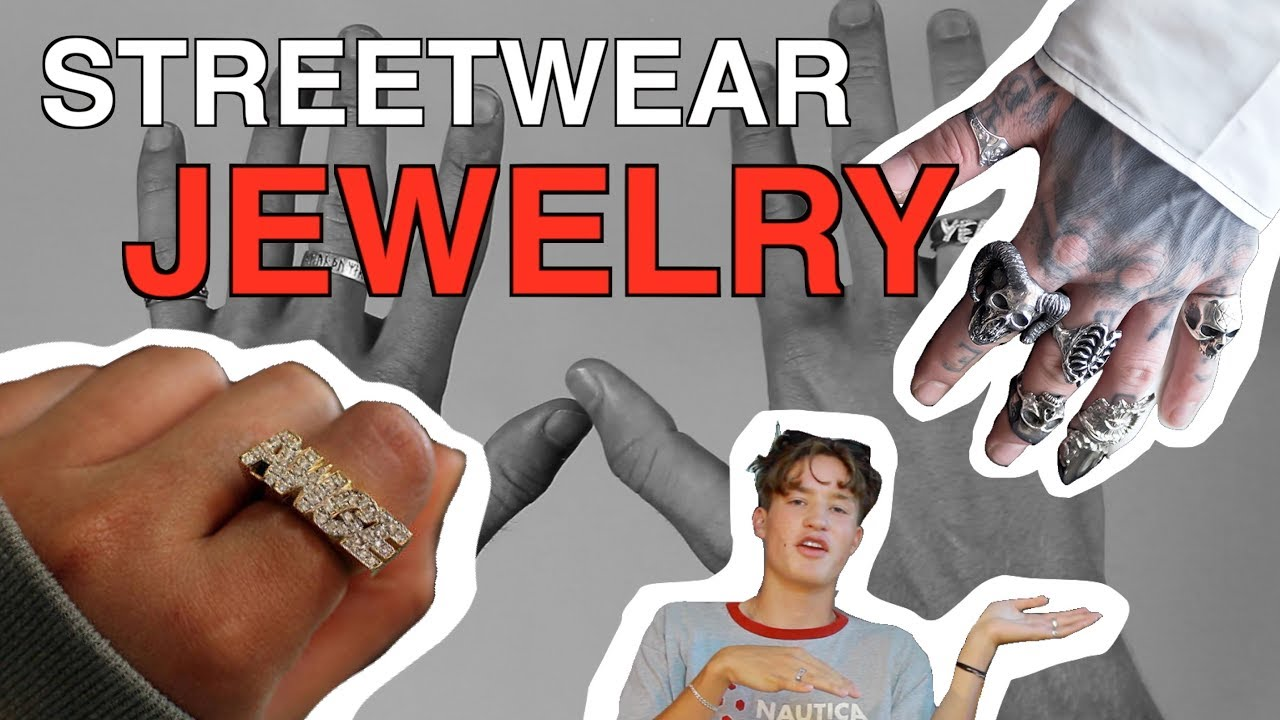 The Best Streetwear Jewelry Where To Sizing Rings