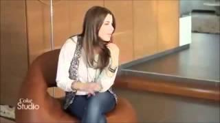 Nancy Ajram- Lawn Eiounak  (Letra en Español)