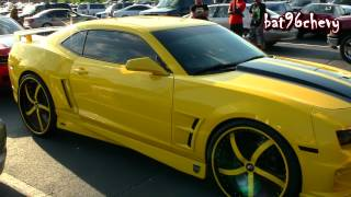 "Video Black/Yellow Supercharged SS Camaro on 24""/26"" Forgiatos - 1080p HD download MP3, 3GP, MP4, WEBM, AVI, FLV Juli 2018"
