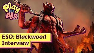 How Companions Work In Elder Scrolls Online: Blackwood | Play For All 2021