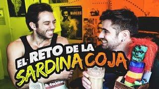 EL RETO DE LA SARDINA COJA CON JORDI WILD thumbnail