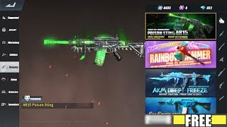 Rules of Survival - HOW TO GET FREE POISON STING CAMO!