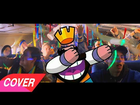 Grax (feat. Franci) - Quittare (Clash Royale Song)