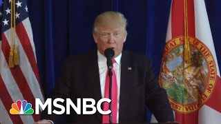 President Donald Trump 'Open To Visiting Moscow' | The Last Word | MSNBC