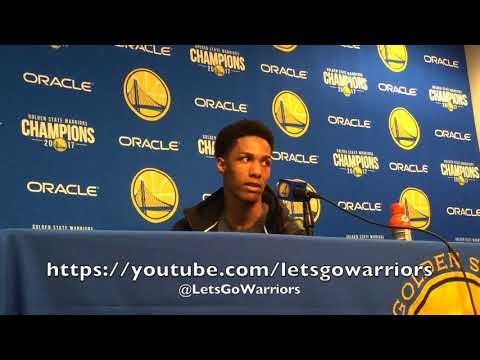 """Entire PATRICK McCAW postgame: """"We're pretty scary on the defensive end when we're locked in"""""""