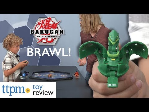 Unboxing | 1, 2, 3, BRAWL! With Bakugan From Spin Master