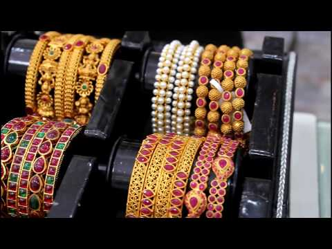 Excellent collections of Bridal  set at good price (Nethi chutti and Ottiyanam) / Sowcarpet shopping