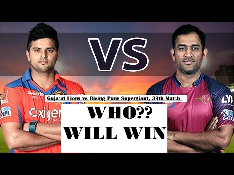 1st may Rising Pune Supergiant vs Gujarat Lions World Cricket Championship 2 2017 Gameplay