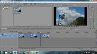 Sony Vegas Pro 11 Tutorial: Time Lapse Using Images