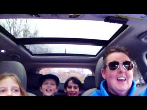 Carpool Lane Karaoke w/ Dusty at Sycamore School