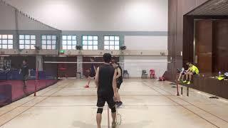 24 May 2021 - Ann/Yao vs John/Qiang