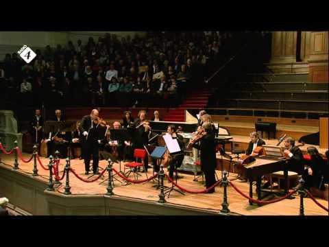 Combattimento Consort: Händel en Purcell - Live Concert - HD