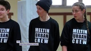 "Portrait : au rythme du ""Meltin Urban Crew"""