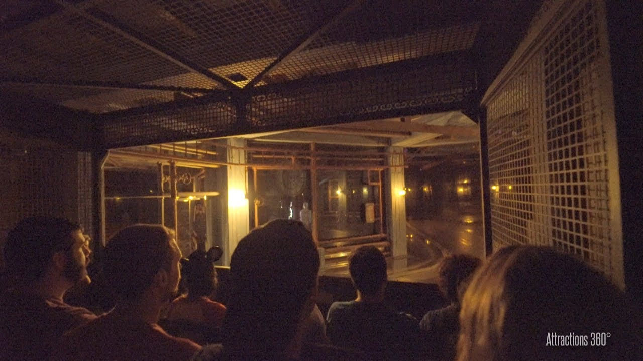 [4K] Best Tower of Terror Ride in the World - Walt Disney ...
