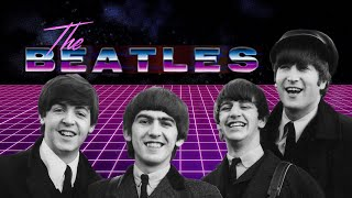 What If The Beatles Were A Synth-Wave Band?