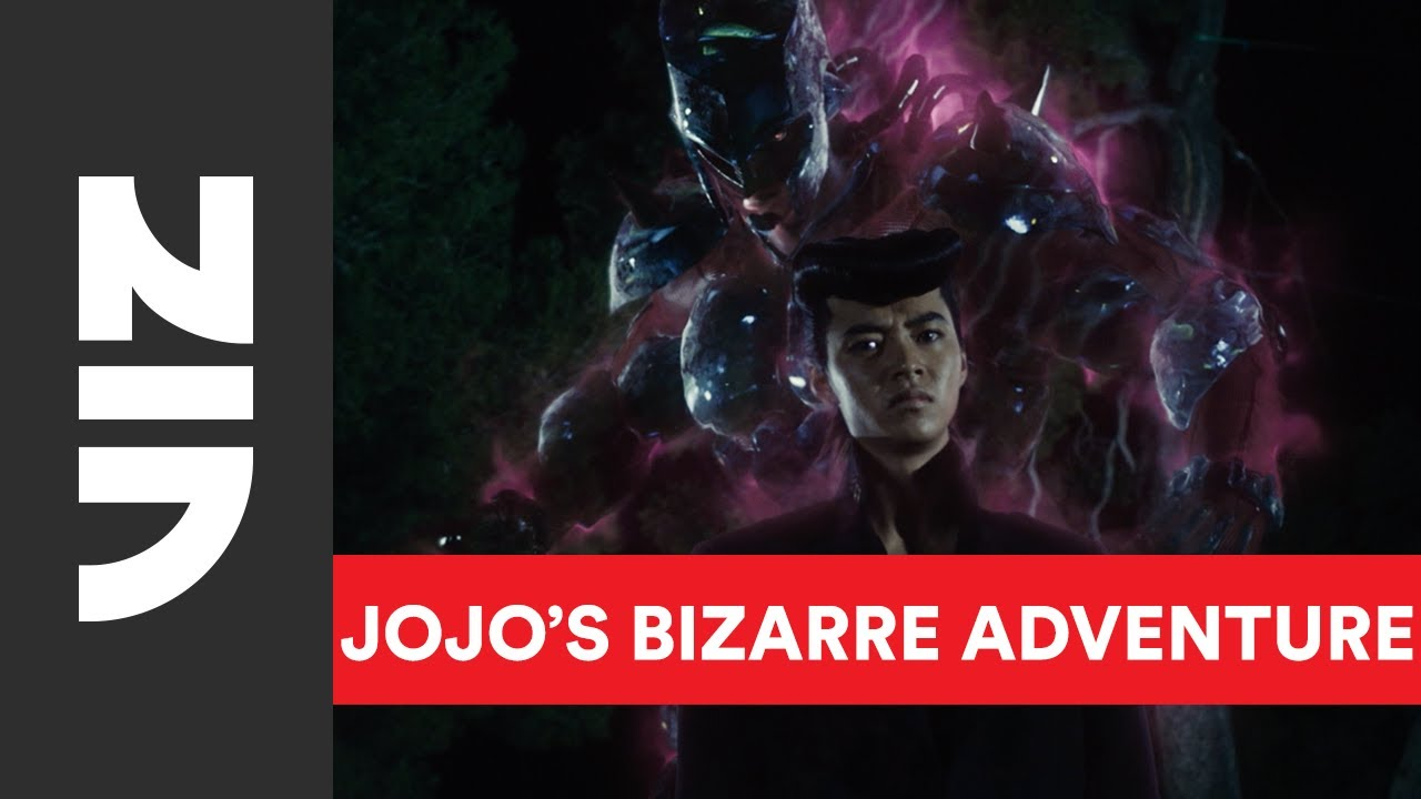 Shining Diamond Jojo S Bizarre Adventure Diamond Is Unbreakable Live Action Movie Viz Youtube Stand names are just about all music references, and crazy diamond is no different. shining diamond jojo s bizarre adventure diamond is unbreakable live action movie viz