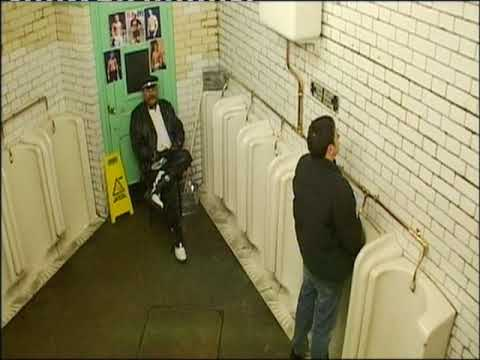 World Shut Your Mouth (Dom Joly) - Gay Toilet Attendant