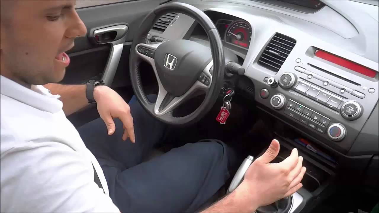 How To Reverse In A Straight Line-Driving Lesson