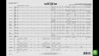 Take On Me arranged by Tim Waters