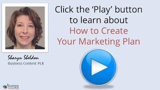 كيفية إنشاء خطة التسويق الخاصة بك
