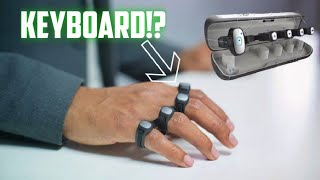 A Keyboard Unlike Any Other! Tap Strap 2 Overview
