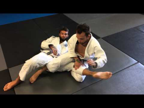 50/50 Kneebar by Dream Killer | BJJ Technique