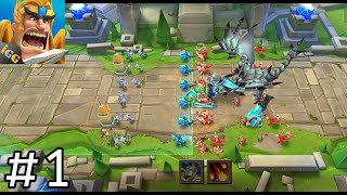 Lords Mobile : Tower Defense | Mobile Gameplay Part #1 screenshot 2