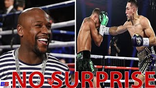 EPIC: FLOYD MAYWEATHER REAPOND TO LOMACHENKO LOSING TO LOPEZ ! I KNEW HE WAS GONNA LOSE, NO SURPRISE