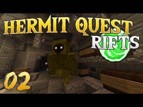 Hermit Quest Rifts 02 Specter Of Terror!