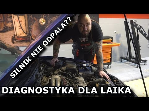 Silnik kręci ale nie odpala ???  Diagnostyka dla Laika.