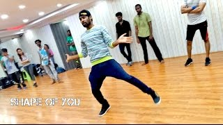 Shape of You | Hip Hop | Dance Choreography