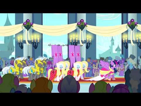 MLP: FiM - The New Princess of Equestria (Rescore)
