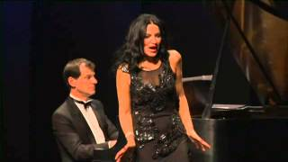 Angela Gheorghiu - De Curtis: Non ti scordar di me - recital in Los Angeles, March 2013