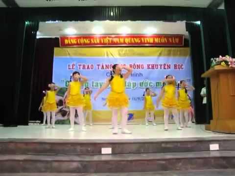 Màn  nhảy Aerobic dễ tập dễ nhảy vui nhộn