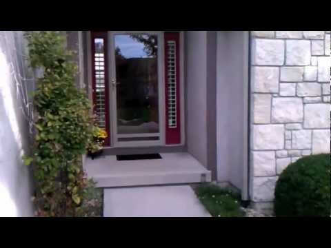 Maintenance Free Home in Kansas City - Video Tour of this 4-bedroom Villa