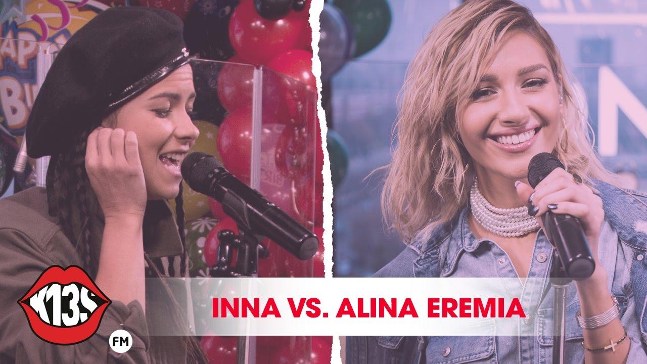 Inna & Alina Eremia -  Răspunsuri în 5 secunde
