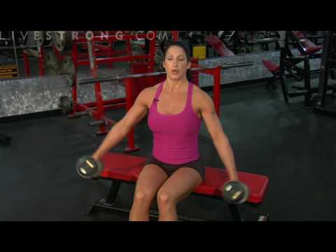How to Do Seated Laterals