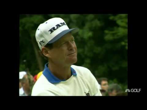 Tom Watson & Fred Couples / At Mount Juliet Golf Club (Part 1/2)