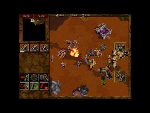 Warcraft II: Beyond the Dark Portal. Orcs 12