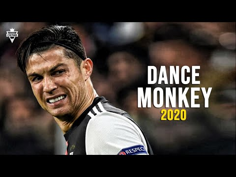 Cristiano Ronaldo • TONES AND I - DANCE MONKEY | 2020 | HD
