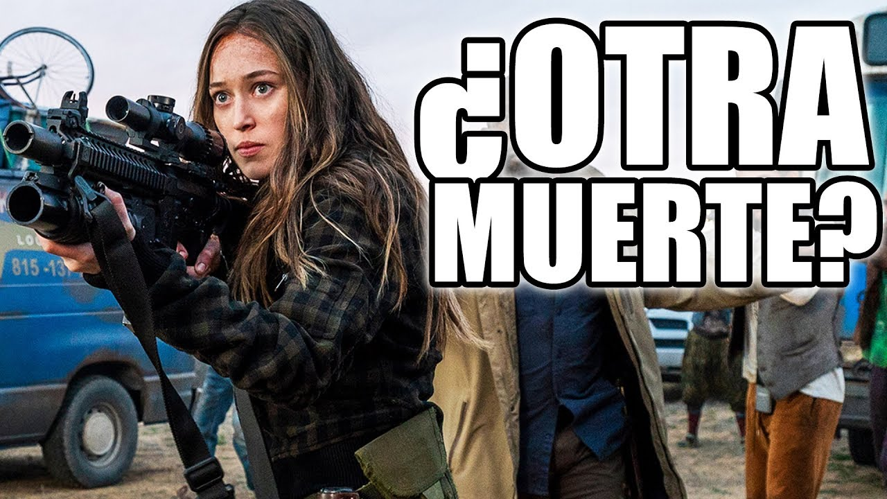 Fear The Walking Dead Temporada 4 Capítulo 6 (Just In Case) - Review ...