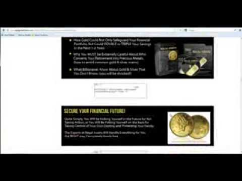 Best Gold Affiliate Program, Silver Affiliate, Precious Metals Affiliate, Make $$,$$$ online